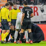 Llegan malas noticias para Thiago Silva