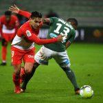 ASSE 0-4 Mónaco: El Mónaco ahonda la herida vert