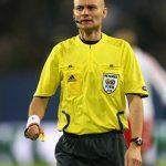 Tony Chapron, apartado como árbitro hasta nuevo aviso