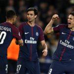 Tres ausencias para el PSG en Copa de Francia