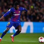 Ousmane Dembélé y una nueva lesión en el FC Barcelona