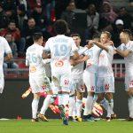 Stade Rennais 0-3 OM: El Marsella sigue soñando con Champions