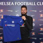 Olivier Giroud es nuevo delantero del Chelsea