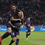 Lyon 2-1 PSG: Susto en el Groupama Stadium