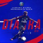"""Lass Diarra: """"Estoy muy contento de estar aquí y poder jugar en el PSG"""""""