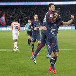 PSG 4-0 Montpellier: Cavani hace historia en París