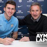 Aymeric Laporte refuerza la defensa del Manchester City