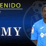 Loïc Rémy es nuevo delantero del Getafe