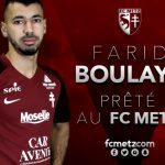 Farid Boulaya abandona el Girona y regresa a la Ligue 1