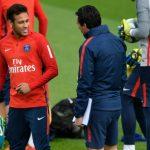 Unai Emery desmiente la operación de Neymar