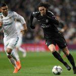 Rabiot no ha visto retirada su amarilla ante el Madrid