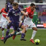 Toulouse 3-3 Mónaco: El Mónaco se echa la siesta