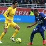 Troyes 0-2 PSG: Di María vuelve a dar vida al París