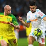 OM 1-1 Nantes: El Marsella se acaba llevando un justo empate