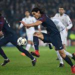 Edinson Cavani podría abandonar el PSG este verano