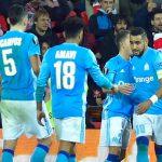 El Marsella ya conoce su rival en los 1/4 de la Europa League
