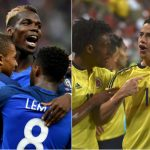 Francia – Colombia: ¿Cambiará Deschamps de esquema?