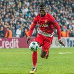 Keita Balde baja para la final de la Coupe de la Ligue