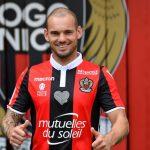 ¿Por qué Wesley Sneijder se marchó del Niza?
