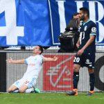 Olympique de Marsella 5-1 Lille: La cara y la cruz