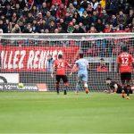 Rennes 1-1 Mónaco: Roazhon Park hace sufrir a los monegascos