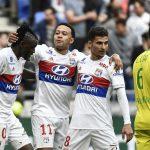 Lyon 2-0 Nantes: El OL quiere echar un pulso al Mónaco