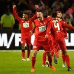 Les Herbiers hace historia en la Coupe de France