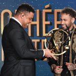 Neymar, elegido mejor jugador de la Ligue1