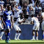 Lyon 3-0 Troyes: El OL da un paso más hacia la Champions