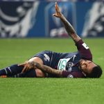 Dani Alves, se pierde definitivamente el Mundial con Brasil