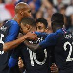 Francia 2-0 Irlanda: Baño doble en el Stade de France