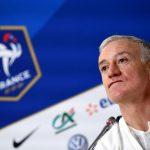Lista definitiva de Didier Deschamps con Francia para el Mundial