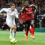 Guingamp 3-3 Marsella: Partidazo con mayúsculas