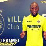 El camerunés Karl Toko Ekambi, nuevo delantero del Villarreal