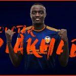 Mouctar Diakhaby refuerza la defensa del Valencia