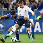 Francia 3-1 Italia: Segundo test aprobado con nota