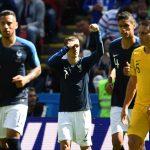 Francia 2-1 Australia: Examen superado con un aprobado raspado