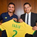 El brasileño Fabio, primer fichaje del Nantes
