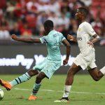Arsenal 5-1 PSG: No carbura por ahora el París de Tuchel