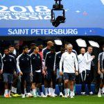 Deschamps y Francia, preparados para luchar ante Bélgica