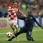 ¿Qué le pasó a N'Golo Kanté en la final del Mundial?