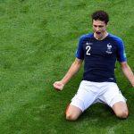 El gol de Pavard, elegido como el mejor del Mundial