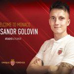 Aleksandr Golovin, fichaje estrella veraniego del Mónaco
