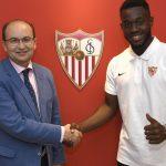 Joris Gnagnon, joven refuerzo defensivo para el Sevilla
