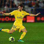 El PSG refuerza su confianza en Thomas Meunier