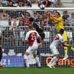 Girondins 2-1 Mónaco: Benaglio evitó un resultado mayor