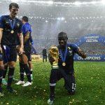 """Kanté: """"Ganar el Mundial fue más allá de mis sueños y algo que nunca olvidaré"""""""