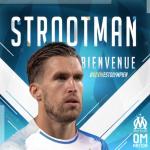 Kevin Strootman es nuevo centrocampista del Olympique de Marsella