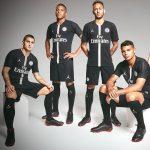 El PSG presenta su nueva camiseta Air Jordan