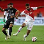 Mónaco 1-1 Nimes: Bernardoni echó el cerrojo a la portería